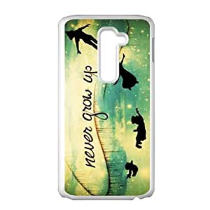 HDSAO never grow up Phone Case for LG G2