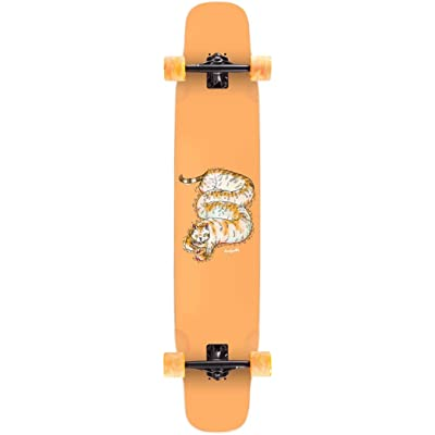 Landyachtz Stratus Chill Cat 46 Longboard Complete 2020 : Sports & Outdoors