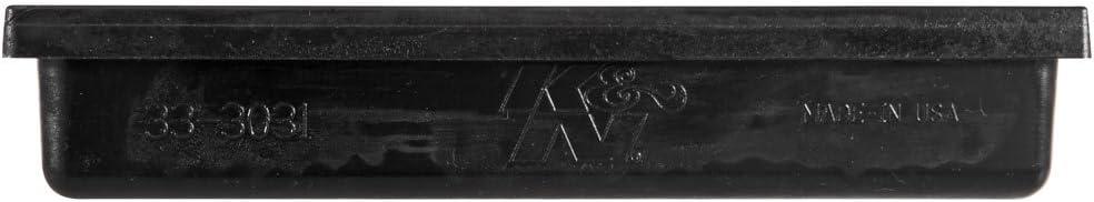 K/&N 33-3031 K /& N Filtre /à air /échange Red