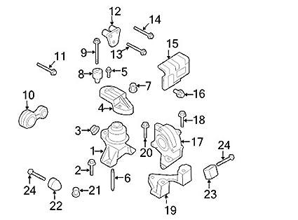 amazon ford 6e5z 6038 df bracket automotive Automotive Diode image unavailable
