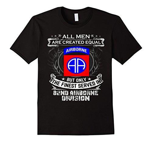 Mens 82nd Airborne Division Tshirt XL ()