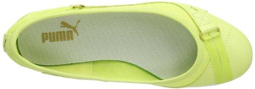 Puma Bixley Shine Wns - Zapatos Mujer Amarillo (Gelb (sunny lime 03))