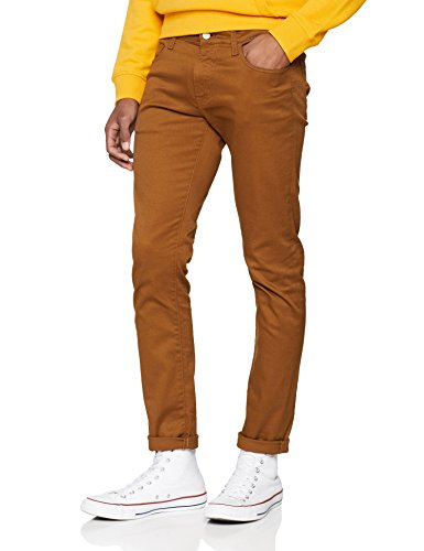 Carhartt Marron Homme Rebel 02 Brown hamilton Hz Pantalon qrRr8wt
