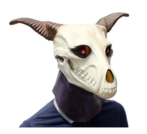 Halloween Horror Scary Mask Antelope