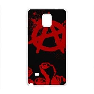 anarchy Phone Case for Samsung Galaxy Note4 Case WANGJING JINDA
