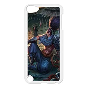 Printed League of Legend Phone Case For Ipod Touch 5 S1T3499