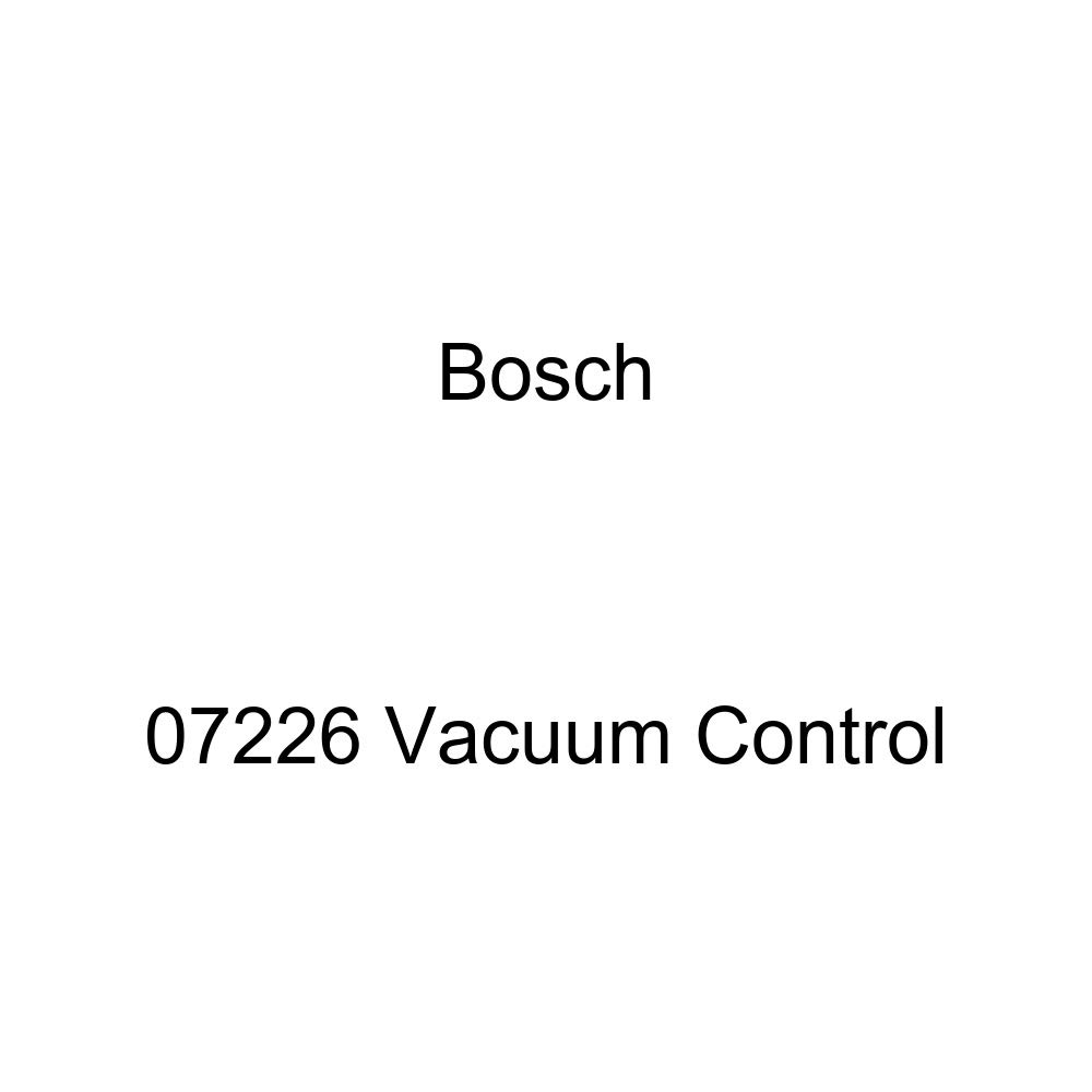 Bosch 07226 Vacuum Control by Bosch Automotive