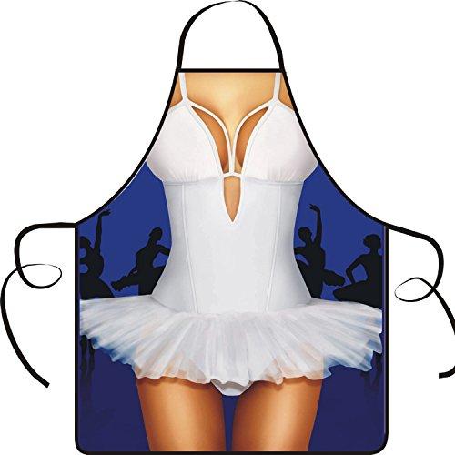 Haocloth Printing Apron Halloween Aprons Sexy Digital Printing Home Fashion Apron Christmas Apron