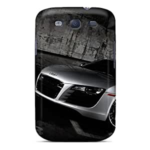 Fashionable Style Case Cover Skin For Galaxy S3- Audi R8 Hd Widescreen