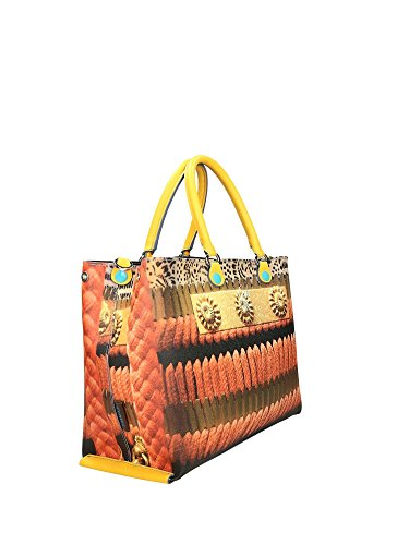 GABS G000460T2 Shopping Donna Multicolor M