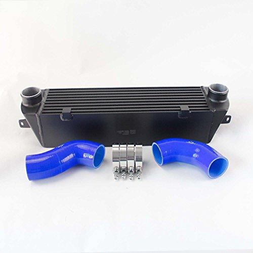 Twin Turbo Intercooler For Bmw 135 135i 335 335i E90 E92 N54 2006-2010 Black