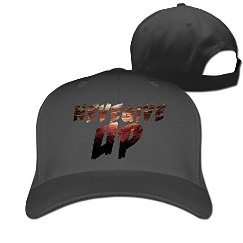1590d959 John Cena Neve Give Up Logo Unisex Baseball Cap Adjustable Polo Style (John  Cena Cap
