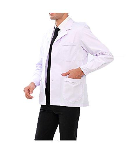 Uniform Lab Coat Short - 9