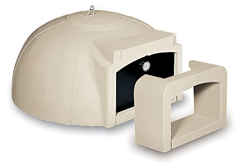 "Outdoor Pizza Oven Kit Forno ""Volta"", DIY Wood Fired Pizza Oven Kit from Italy (120)"