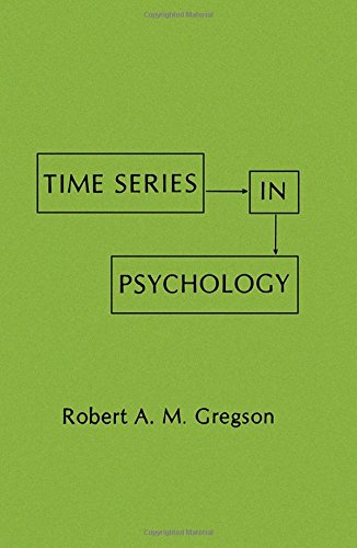 Time Series in Psychology