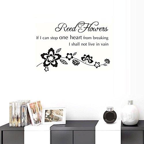 BIBITIME Reed Flower Sayings