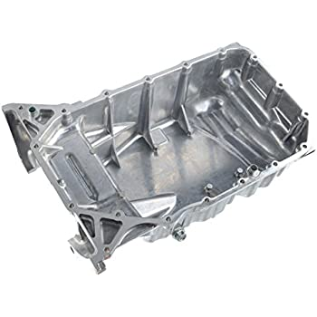 Engine Oil Pan compatible with 2.4L ACURA 09-14 TSX 2009 TSX HONDA 08-12 ACCORD 12-15 CROSSTOUR replaces 11200R40A00 HOP19A