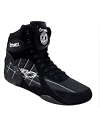 Ninja Warrior Stingray Bodybuilding Boxing Shoe Men's (8 (Female), Black)