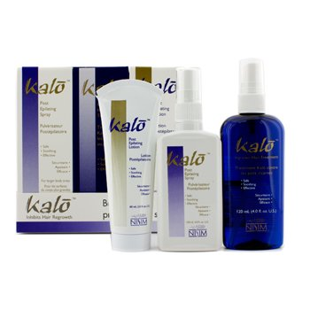 Nisim Kalo TriPack: Post Epilating Spray 120ml + Post Epi...