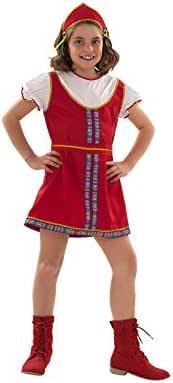 Disfraz de Rusa para niñas en varias tallas: Amazon.es: Juguetes y ...