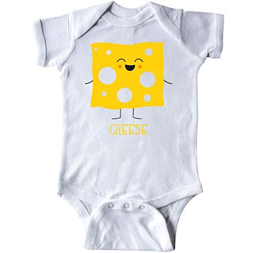 inktastic - Cheese Costume Infant Creeper Newborn White 31d0e -