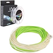 Maxcatch Avid Fly Line with Welded Loop Weight Forward Floating Line 100ft (3F/4F/5F/6F/7F/8F)