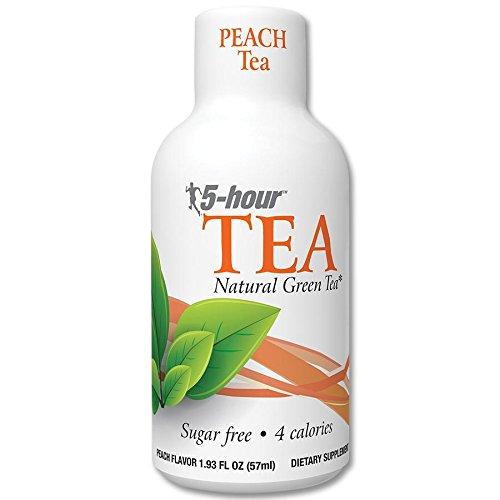 5-Hour Green Tea - Peach Flavored - 24 Count