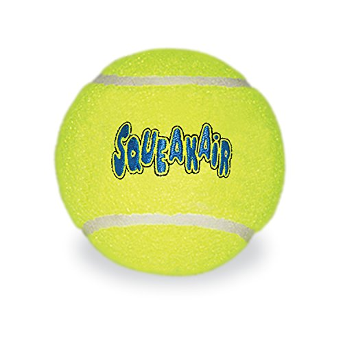 SqueakAir Ball Bulk X-Large (Dog Tennis Ball)