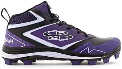 8b177d677 Boombah Women s A-Game Molded Mid Cleats - 8 Color Options - Multiple Sizes