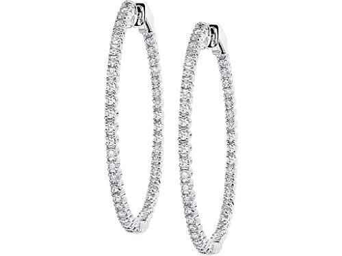14k-white-gold-diamond-35-mm-hoops-1-ct