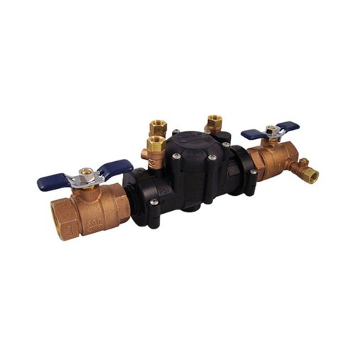 Cash Acme 22985 Cash-Flo Rp100 Non-Potable Compact Body 3/4-Inch Reduced Pressure Zone Backflow Preventor by Cash Acme