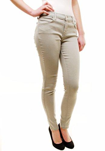 Jeans J Gris Mujer Brand Flaco 620o222 Timberwolf F44Iqw