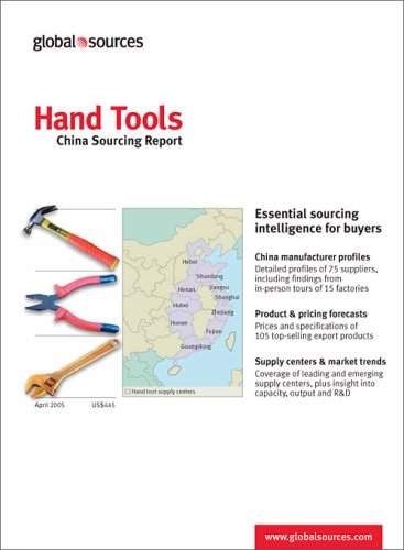 Hand Tools (China Sourcing Report)