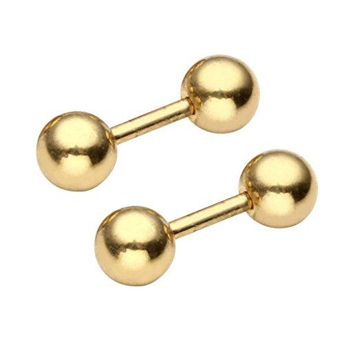 Stainless Barbell Earring Cartilage Earrings