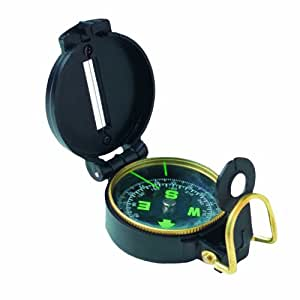 Texsport Plastic Lensatic Compass 27050 by Texsport