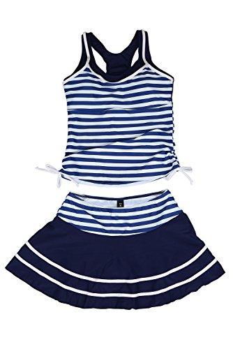 Fantastic Zone Striped Swimsuits Fashion