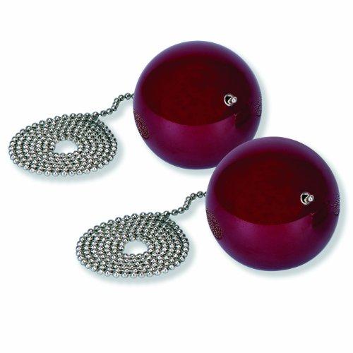 3B Scientific U8405630 Red Plastic Elastic Balls with Plo...