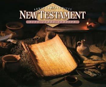 New Testament Audio CD