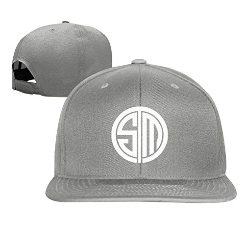 YIBDSD Men Women Baseball Cap Team SoloMid TSM Logo Dad Hat Soccer Hat Visor Hat]()