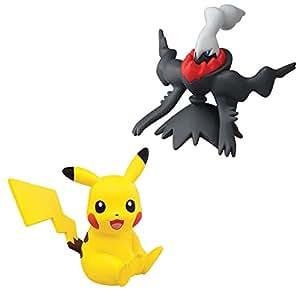 Pokemon XY Serie 3 cama Figura Pack - Pikachu vs Darkrai