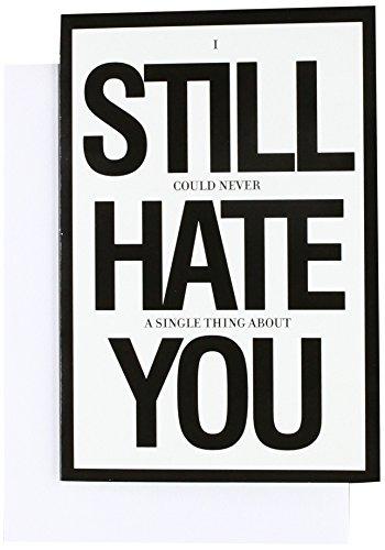 8681Z Still Hate You Anniversary