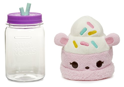 MGA Entertainment Num Noms Surprise in a Jar - Connie Confetti Multicolor - Juguetes de Peluche (Multicolor, 3 Año(s), Niño/Niña, CE, 88,9 mm, ...