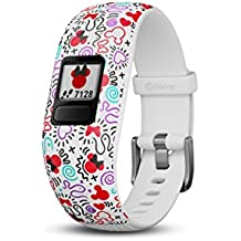 Garmin Vivofit jr. 2 - Adjustable Minnie Mouse - Activity Tracker for Kids 010-01909-30