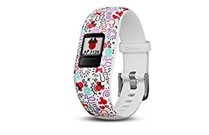 Garmin Vivofit jr. 2 - Adjustable Minnie Mouse - Activity Tracker for Kids 010-01909-30