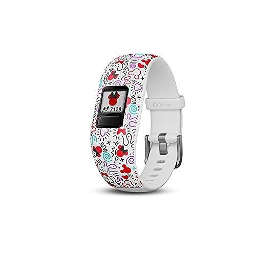 Garmin Vivofit Jr 2 Adjustable Minnie Mouse Activity Tracker