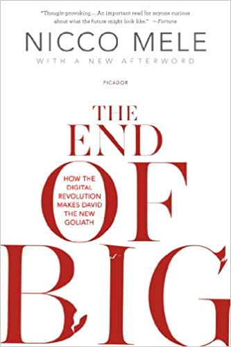 The End of Big book cover