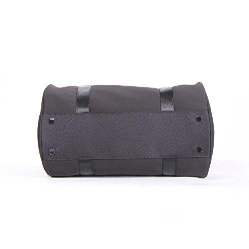 2(x)ist Scuba Duffle - 100% Polyester Shoulder Bag Hombres Bolsas Negro
