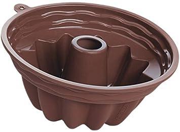 Ernesto - Molde de silicona - marrón, Silicona, pastel de molde alsaciano: Amazon.es: Hogar
