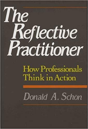 being a reflective practitioner