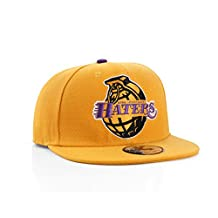 Underground Kulture Haters Snapback Baseball Cap